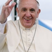 Pope Francis Backs Science, Warns of Climate Risk