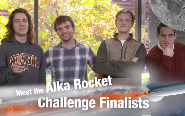 The Alka-Rocket Challenge Wrap Up