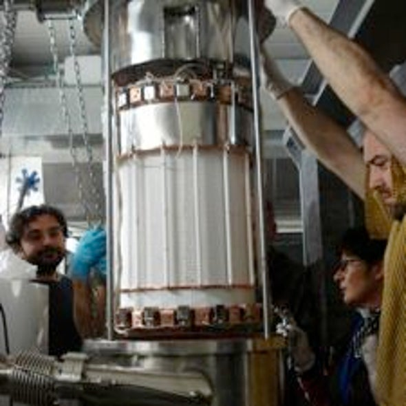 Early Results from Large Dark Matter Detector Cast Doubt on Earlier Claims