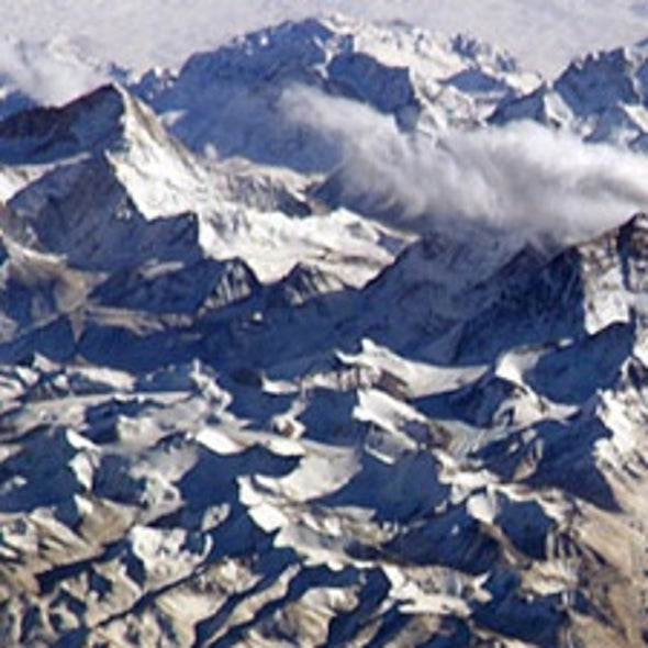 Melting Glaciers Imperil Some--But Not All--Asian Rivers