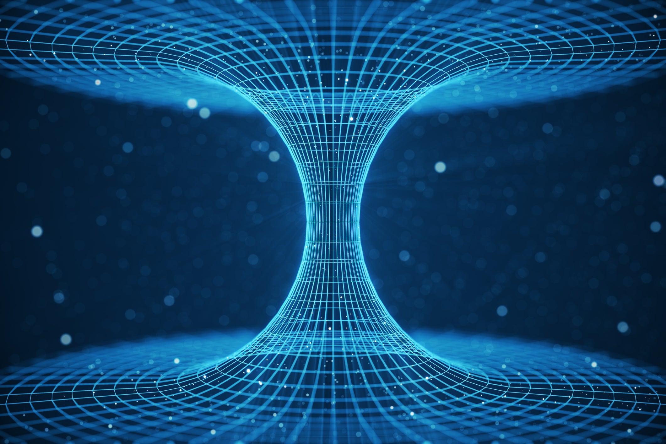 Are Wormholes Real? - Scientific American