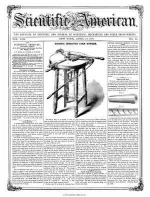 April 10, 1858
