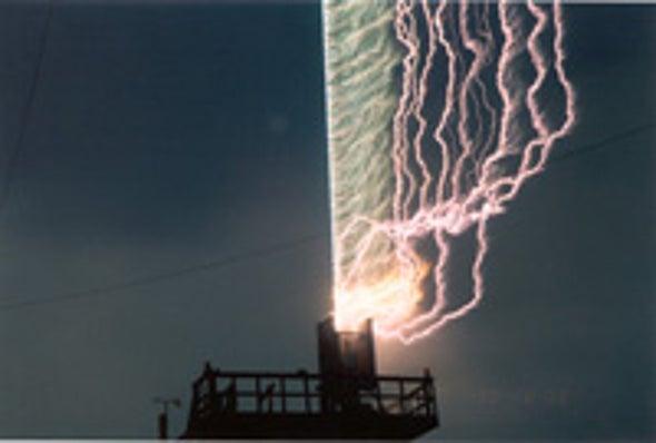 X-Rays Abound When Lightning Strikes
