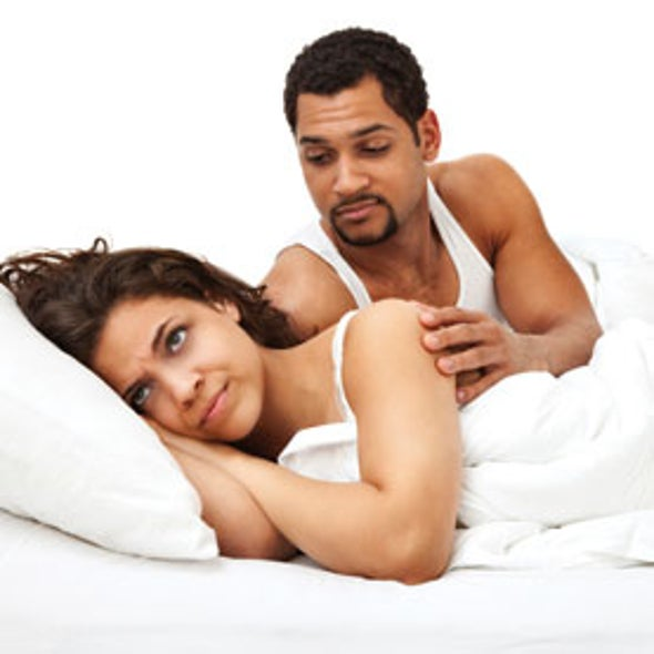 Couples Troubles Often Cause Female Sexual Dysfunction