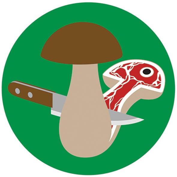 """The Blend,"" a Meat–Mushroom Amalgam, Hits Restaurants and School Cafeterias"