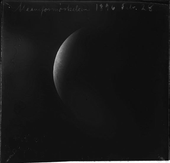 """""""Forgotten"""" 19th-Century Images of Eclipses, Stars and Planets Found"""