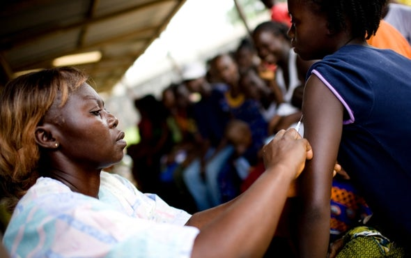 WHO to Launch Emergency Yellow Fever Vaccinations in Angola, Congo