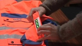 Mining Jacket Is a Wearable Warning System