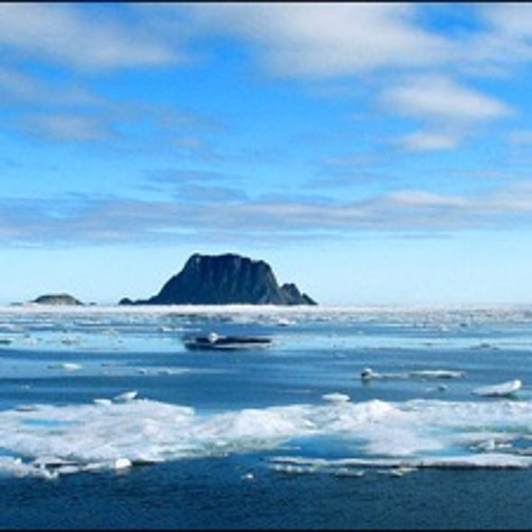 Arctic Ocean May Have Limited Ability to Absorb Carbon Dioxide