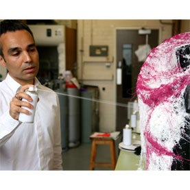 Spray-On Clothing Could Deliver a Suit in a Can [Video]