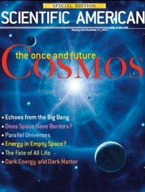 The Once and Future Cosmos