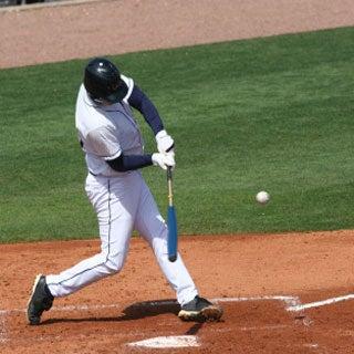 Questions baseball batta batter dance hair swinging