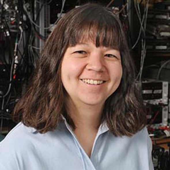 Deborah Jin Keeps It Cool with Quantum Mechanics