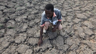 Surrounded by Diamonds, Villagers Go Hungry in Drought-Hit Zimbabwe