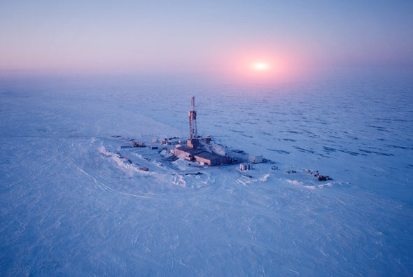 The U.S. Is Not Ready to Clean Up an Arctic Oil Spill