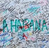 A wall in Havana