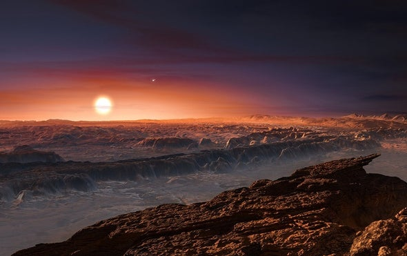 The Air out There: Astronomers Aim to Find Atmospheres of Alien Earths