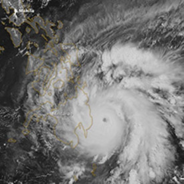 Storm-Battered Philippines Moves to Reduce Emissions—and Risks