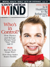 Scientific American Mind Volume 23, Issue 2