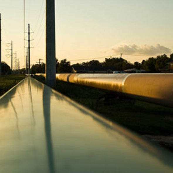 Does Tar Sand Oil Increase the Risk of Pipeline Spills?