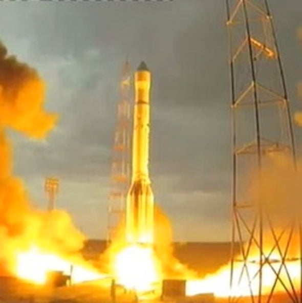 Russian Rocket Crash Details Revealed