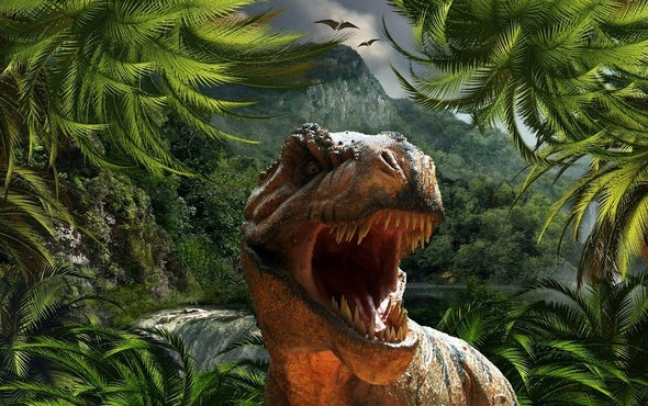 Jurassic World: Can We Really Resurrect a Dinosaur?
