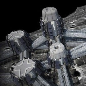 Architects Vie to Design the City of the Future--On the Moon [Slide Show]
