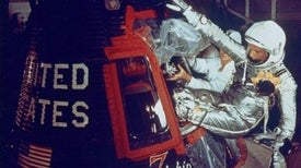 Trouble with John Glenn's Heat Shield - It Happened in Space