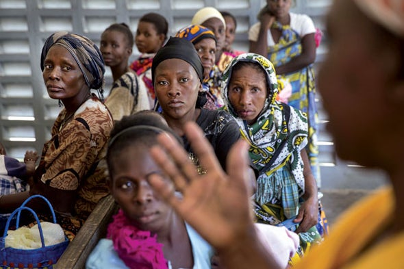 Africa's Population Will Soar Dangerously Unless Women Are More Empowered