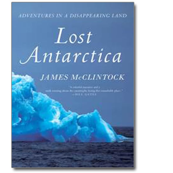 Continental Collapse: Bearing Witness to Antarctica's Intensifying Transition [Excerpt]
