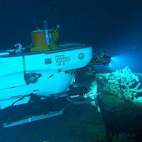 Climate Change Tweaks Pacific Ocean Chemistry