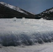 Artificial Glacier