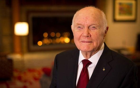 John Glenn, First American to Orbit Earth, Dies at 95