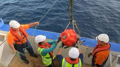 How Much Heat Does the Ocean Trap? Robots Find Out
