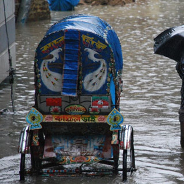 How Climate Change Is Making Refugees in Bangladesh