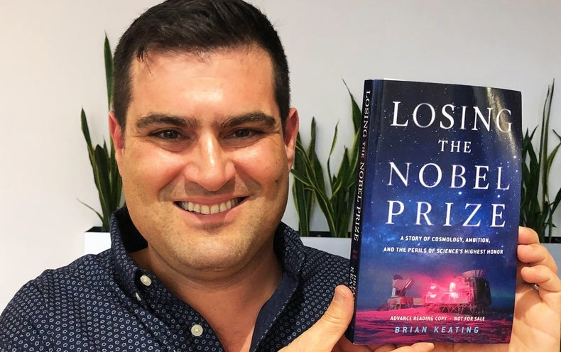No, No, Nobel: How To Lose the Prize - Scientific American