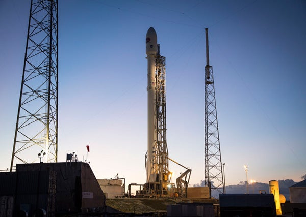 Rough Seas Scuttle SpaceX Plans for Rocket Fly Back