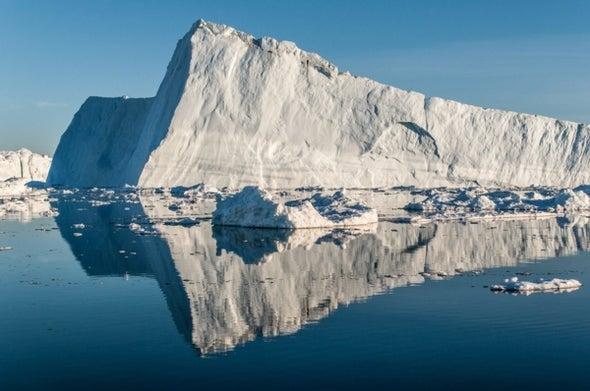 Greenland Glacier Breaks Speed Record