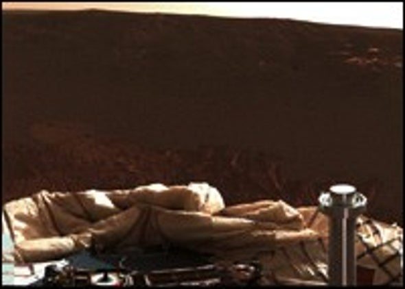 Rover Opportunity Sends More Postcards from the Red Planet