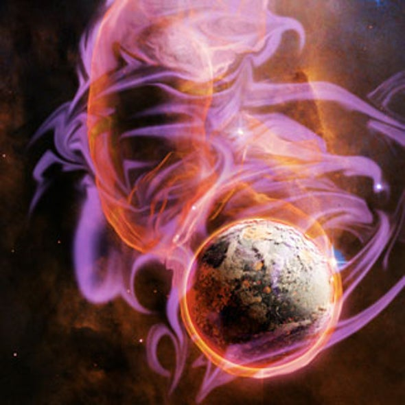 The Chaotic Genesis of Planets [Slideshow]