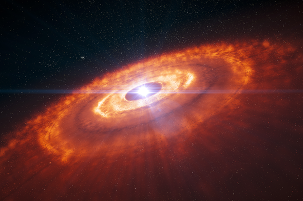 These Dusty Young Stars Are Changing the Rules of Planet-Building
