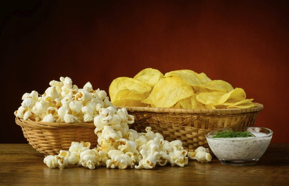 Super Bowl Snacks Need These Exercise Equivalents