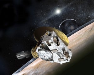 Telescope Will Search for Spacecraft's Post-Pluto Target