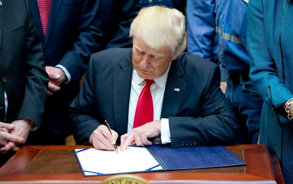 Trump to Sign Order Sweeping Away Obama-Era Climate Policies