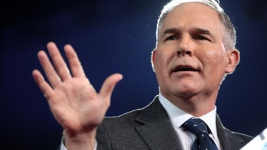 EPA Youth Advisors Urge Agency to Act on Climate Change