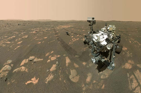 NASA's Perseverance Mars Rover Foiled in First Attempt to Grab Rock for Return to Earth