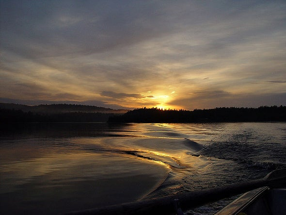 Land of the Midnight Sun Warms Fastest in World
