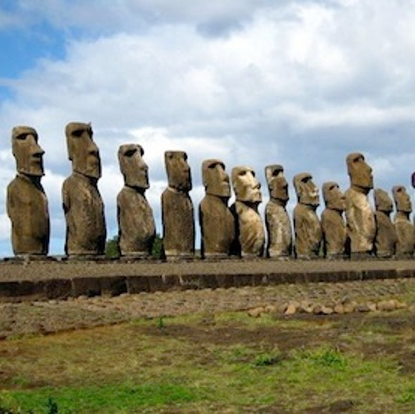 How Did the Easter Island Settlers Destroy Themselves? [Video]