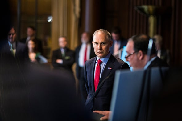 Scientists Favor Transparency, but Say EPA Plan Will Limit It