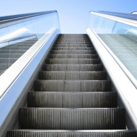 Why Escalators Bring out the Best in People